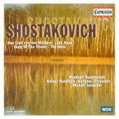 Album artwork for SHOSTAKOVICH - DAS LIED VON DEN WALDERN