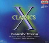 Album artwork for CLASSICS X - THE SOUND OF MYSTERIES