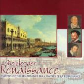 Album artwork for MASTERS OF THE RENAISSANCE ERA