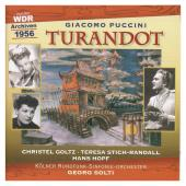 Album artwork for PUCCINI - TURANDOT