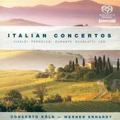 Album artwork for Concerto Koln: Italian Concertos