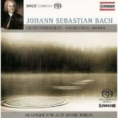 Album artwork for Bach: Orchestral Works