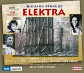 Album artwork for R.Strauss: Elektra (Varnay, Rysanek, Kraus)