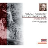 Album artwork for Brahms: German Folksongs