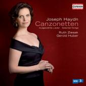 Album artwork for Haydn: Canzonetten / Ziesak, Huber