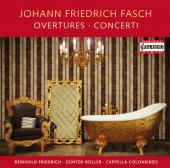 Album artwork for OVERTURES & CONCERTI