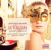 Album artwork for Salieri: La Veneziana, Concerti