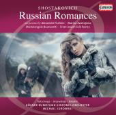 Album artwork for Shostakovich: Russian Romances