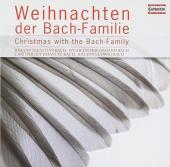 Album artwork for CHRISTMAS WITH THE BACH FAMILY