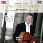 Album artwork for COMPLETE CELLO CONCERTOS