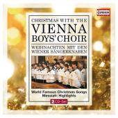 Album artwork for Christmas with the Vienna Boys' Choir