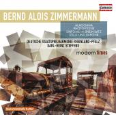 Album artwork for Modern Times / B.A. Zimmermann