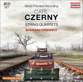 Album artwork for Czerny: String Quartets