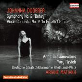 Album artwork for Doderer: Symphony No. 2, DWV 93