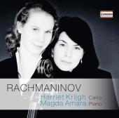 Album artwork for Rachmaninoff: Works for Cello & Piano