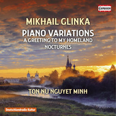 Album artwork for Glinka: Piano Variations
