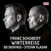 Album artwork for Schubert: Winterreise / Skovhus, Vladar