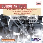 Album artwork for Antheil: A Jazz Symphony