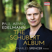 Album artwork for The Schubert Album / Edelmann, Spencer