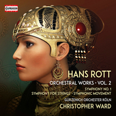 Album artwork for Rott: Complete Orchestral Works Vol. 2