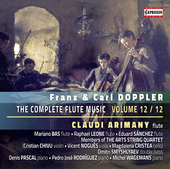 Album artwork for F. & K. Doppler: The Complete Flute Music, Vol. 12