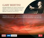 Album artwork for Bertini Conducts Strauss, Mahler, Ravel, etc (5CD)