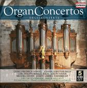 Album artwork for ORGAN CONCERTOS