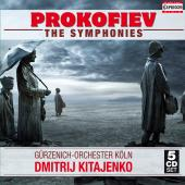 Album artwork for Prokofiev: The Symphonies [Box Set]