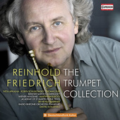 Album artwork for Friedrich: The Trumpet Collection