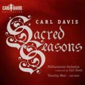 Album artwork for Sacred Seasons: A Christmas Album