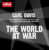 Album artwork for Carl Davis: The World at War
