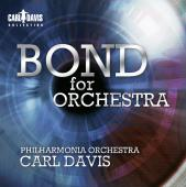 Album artwork for Bond for Orchestra