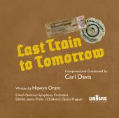 Album artwork for Davis: Last Train to Tomorrow