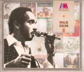 Album artwork for Anthology / Willie Colon