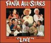 Album artwork for Fania all-Stars Live in Puerto Rico June 11, 1994
