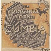 Album artwork for Original Sound of Cumbia