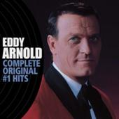Album artwork for Eddy Arnold: COMPLETE ORIGINAL #1 HITS