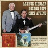 Album artwork for Fiedler: Pops Goes Country / Pops Goes West