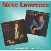 Album artwork for Steve Lawrence: WINNERS/ON A CLEAR DAY