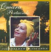 Album artwork for Omara Portuondo con Adelberto Alvarez