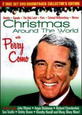 Album artwork for CHRISTMAS AROUND THE WORLD (DVD/CD)