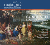 Album artwork for Scarlatti: La gloria di primavera