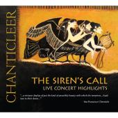 Album artwork for Chanticleer: The Siren's Call
