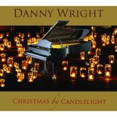 Album artwork for Christmas by Candlelight / Danny Wright