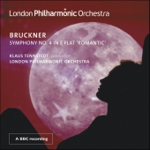 Album artwork for BRUCKNER - SYMPHONY NO. 4 'ROMANTIC'