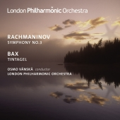 Album artwork for Rachmaninov: Symphony no. 3 / Bax: Tintagel
