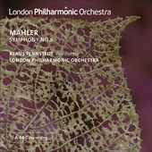 Album artwork for Mahler: Symphony No. 6 (Tennstedt)