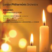Album artwork for Brahms: A German Requiem - London Philharmonic
