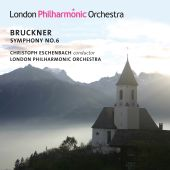 Album artwork for Bruckner: Symphony no. 6