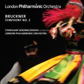 Album artwork for BRUCKNER: SYMPHONY NO. 3